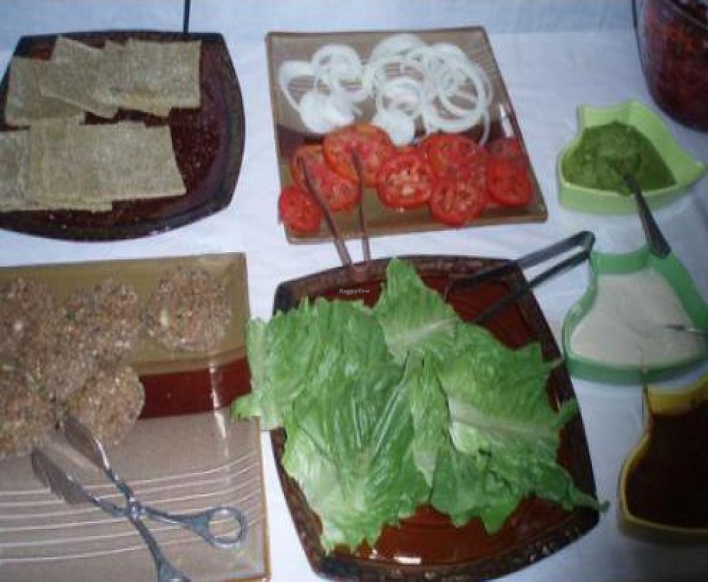 """Photo of The Treehouse For Earth's Children & Deli  by <a href=""""/members/profile/quarrygirl"""">quarrygirl</a> <br/>Tree House sandwiches by VeganHeartDoc <br/> December 25, 2011  - <a href='/contact/abuse/image/6520/190519'>Report</a>"""