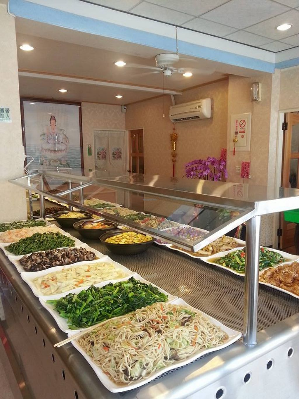 """Photo of Wan Pin Xiang  by <a href=""""/members/profile/community"""">community</a> <br/>vegetarian buffet  <br/> November 6, 2015  - <a href='/contact/abuse/image/65211/124129'>Report</a>"""
