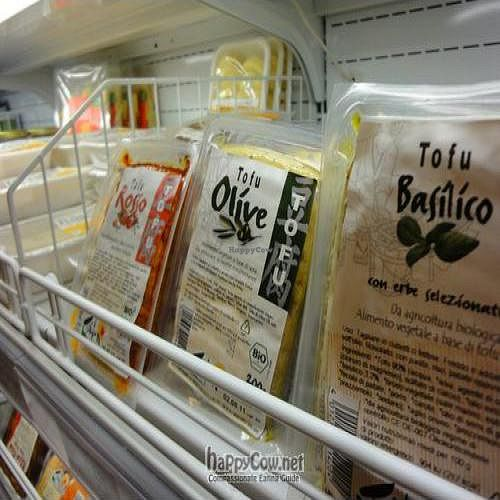 """Photo of Rialto Biocenter  by <a href=""""/members/profile/Jamila10ten"""">Jamila10ten</a> <br/>close up on best tofu of my life: olive tofu.  from germany <br/> June 29, 2011  - <a href='/contact/abuse/image/6522/9468'>Report</a>"""