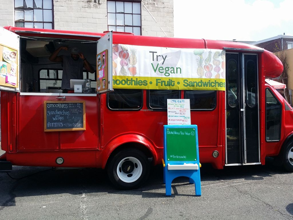 """Photo of CLOSED: Try Vegan  by <a href=""""/members/profile/VinceGulino"""">VinceGulino</a> <br/>Trenton Food Truck Festival <br/> December 16, 2015  - <a href='/contact/abuse/image/65262/128713'>Report</a>"""