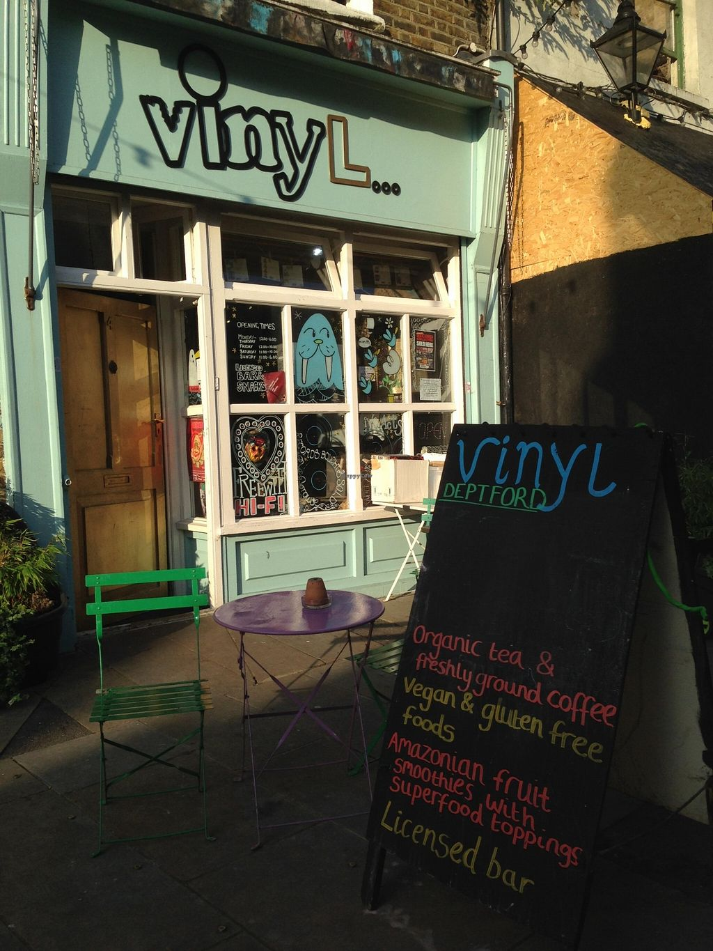 """Photo of Vinyl  by <a href=""""/members/profile/Clare"""">Clare</a> <br/>Store front <br/> November 12, 2015  - <a href='/contact/abuse/image/65282/124757'>Report</a>"""