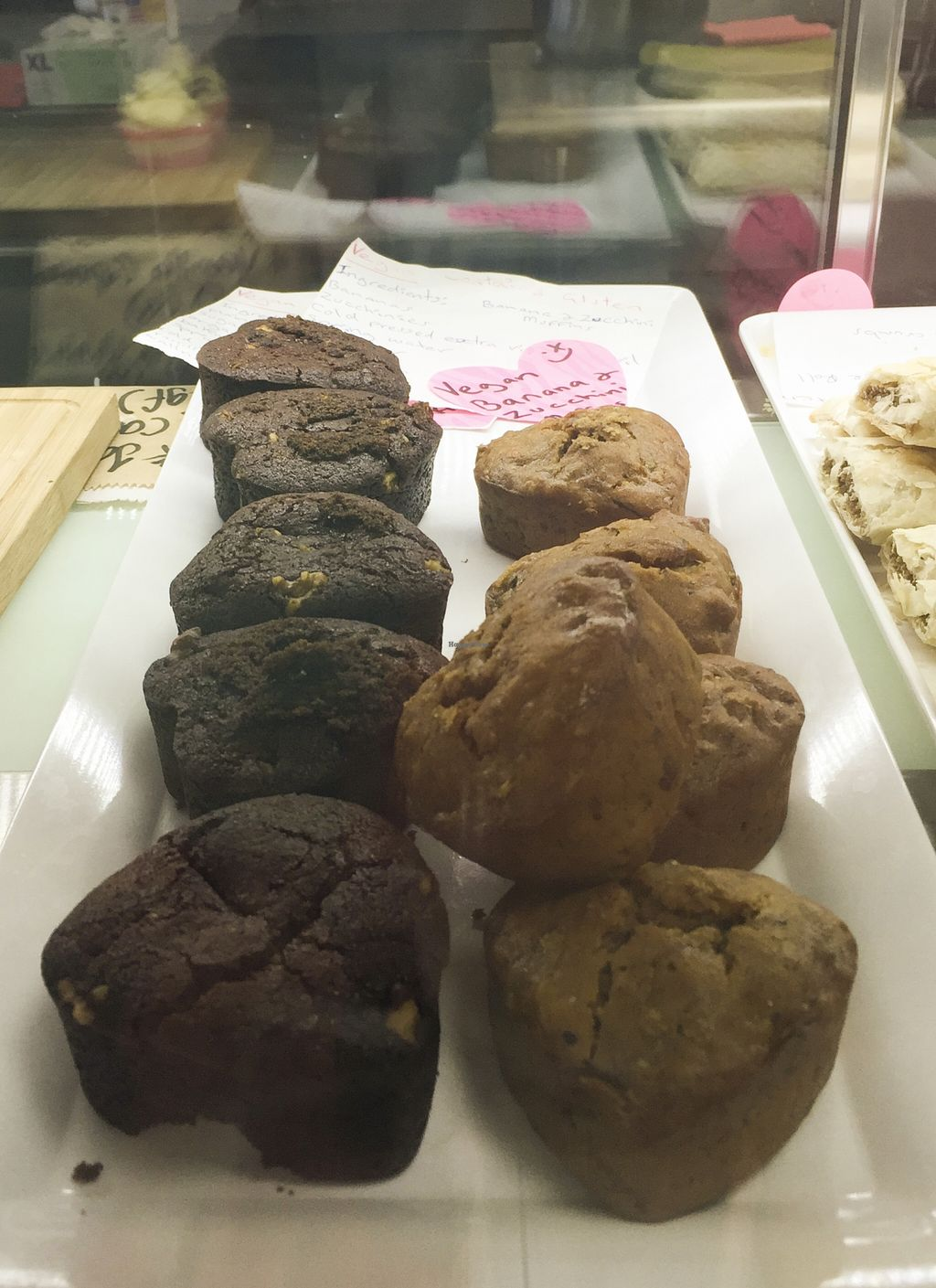 """Photo of Little Sheepish  by <a href=""""/members/profile/karlaess"""">karlaess</a> <br/>Vegan baked goods <br/> November 28, 2015  - <a href='/contact/abuse/image/65300/126369'>Report</a>"""