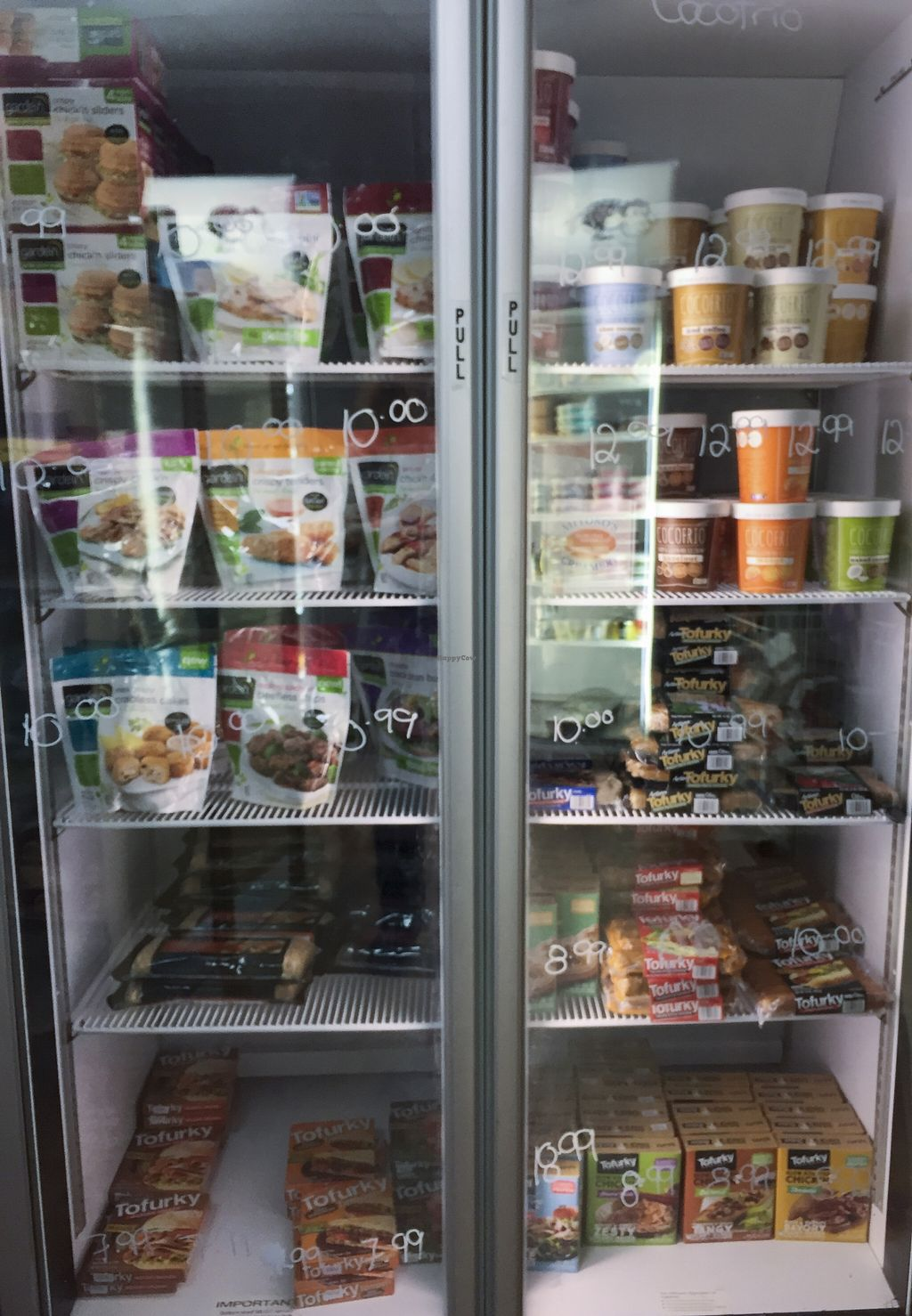"""Photo of Little Sheepish  by <a href=""""/members/profile/karlaess"""">karlaess</a> <br/>Vegan refrigerated items <br/> November 28, 2015  - <a href='/contact/abuse/image/65300/126372'>Report</a>"""