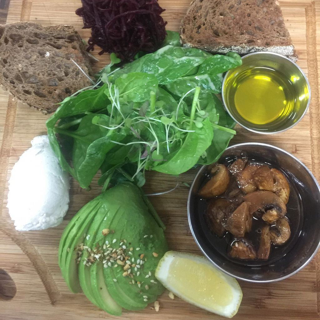 "Photo of Organic Feast  by <a href=""/members/profile/Renward"">Renward</a> <br/>vegan breakfast board <br/> June 4, 2016  - <a href='/contact/abuse/image/65302/152191'>Report</a>"