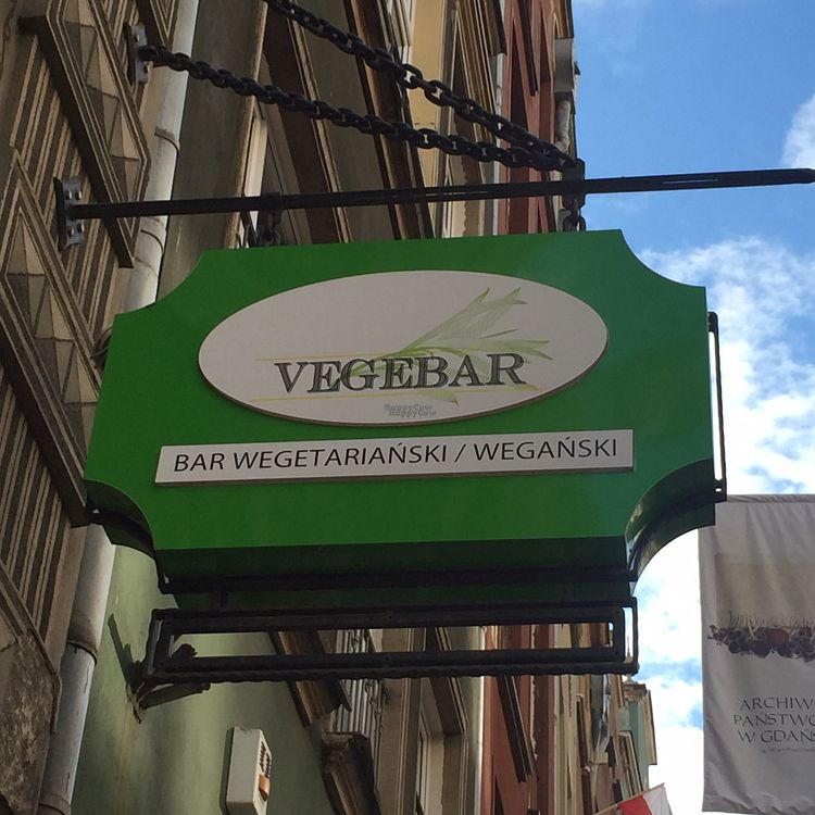 "Photo of CLOSED: Vege Bar  by <a href=""/members/profile/The%20London%20Vegan"">The London Vegan</a> <br/>outside sign <br/> September 21, 2016  - <a href='/contact/abuse/image/65314/177169'>Report</a>"
