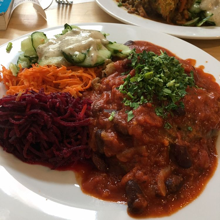"Photo of CLOSED: Vege Bar  by <a href=""/members/profile/PaulLitwin"">PaulLitwin</a> <br/>cabbage rolls <br/> October 2, 2016  - <a href='/contact/abuse/image/65314/179217'>Report</a>"