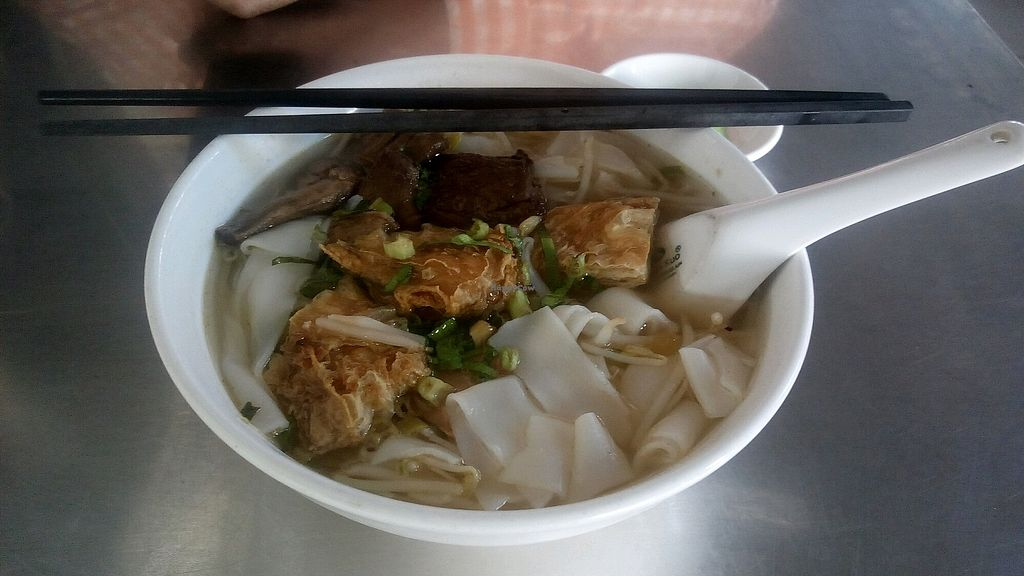 """Photo of Hsin Hao Vegetarian  by <a href=""""/members/profile/Seksan"""">Seksan</a> <br/>Noodle Soup <br/> December 16, 2017  - <a href='/contact/abuse/image/65323/336018'>Report</a>"""