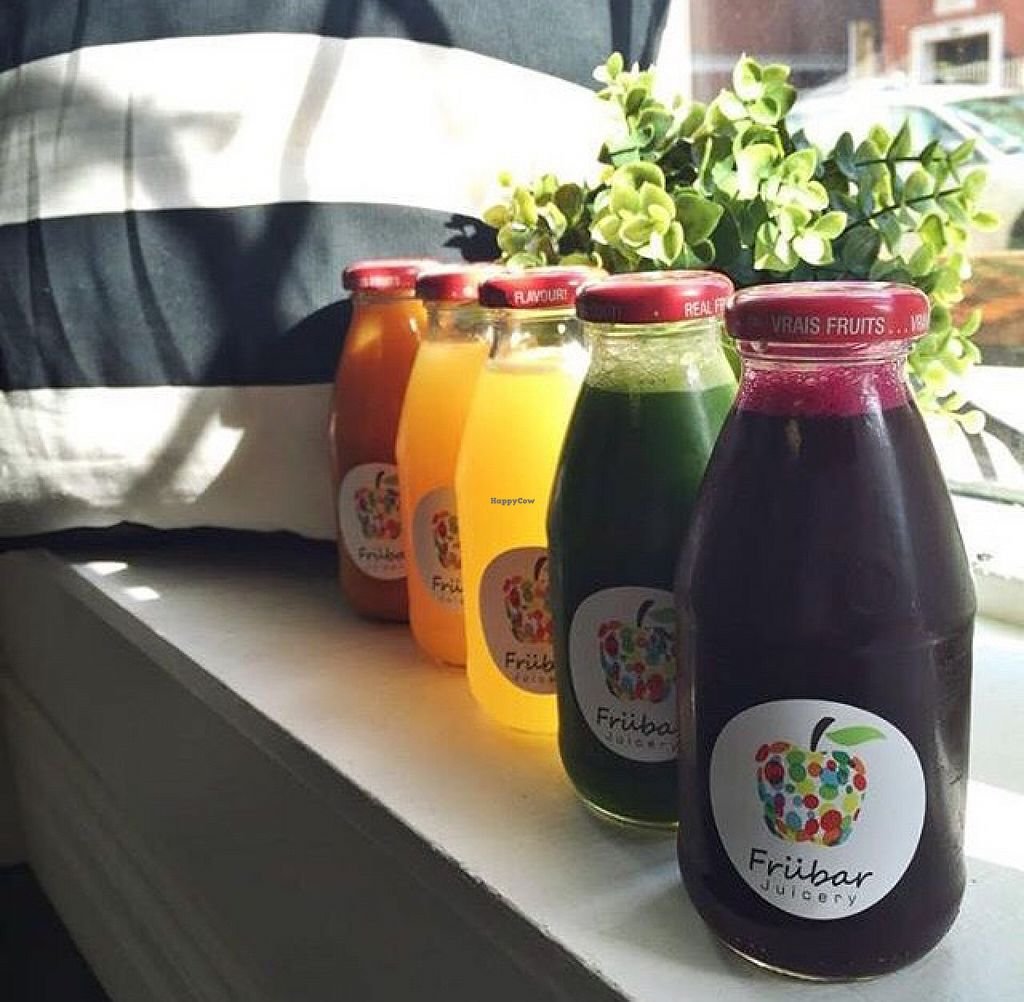 """Photo of Frubar Juicery  by <a href=""""/members/profile/SarahTellier"""">SarahTellier</a> <br/>juices <br/> November 3, 2015  - <a href='/contact/abuse/image/65333/123767'>Report</a>"""