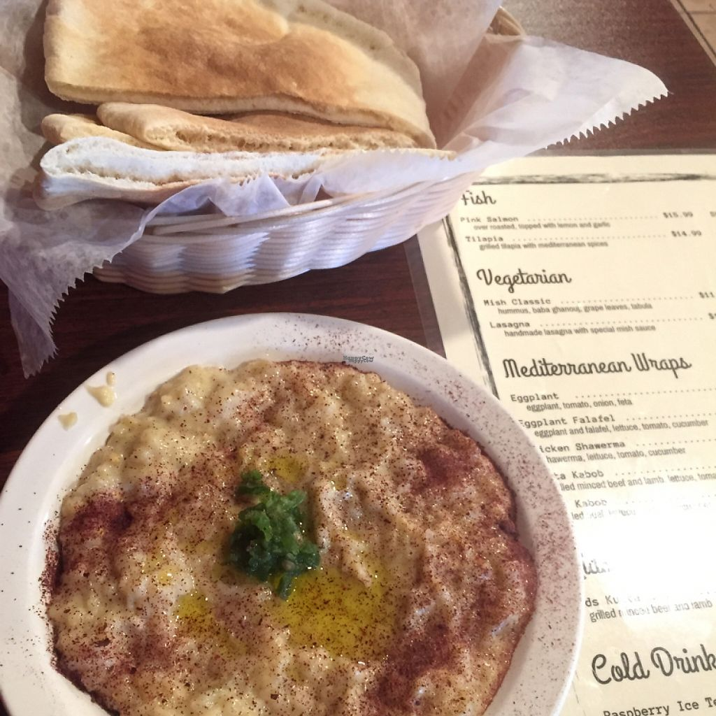 """Photo of Mishkenut  by <a href=""""/members/profile/happycowgirl"""">happycowgirl</a> <br/>Baba ghanouj <br/> February 24, 2017  - <a href='/contact/abuse/image/65341/230014'>Report</a>"""