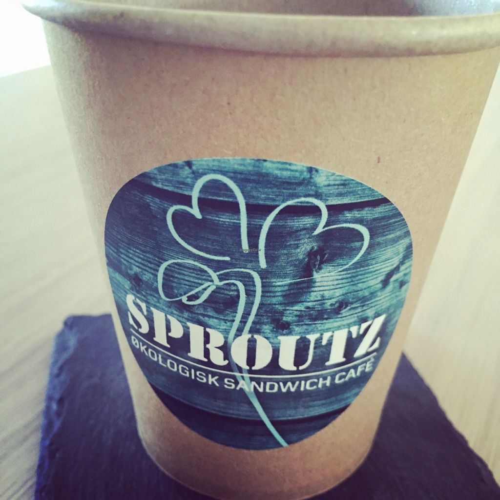 """Photo of CLOSED: Sproutz  by <a href=""""/members/profile/LennartLofberg"""">LennartLofberg</a> <br/>Great organic coffee <br/> November 8, 2015  - <a href='/contact/abuse/image/65344/124238'>Report</a>"""