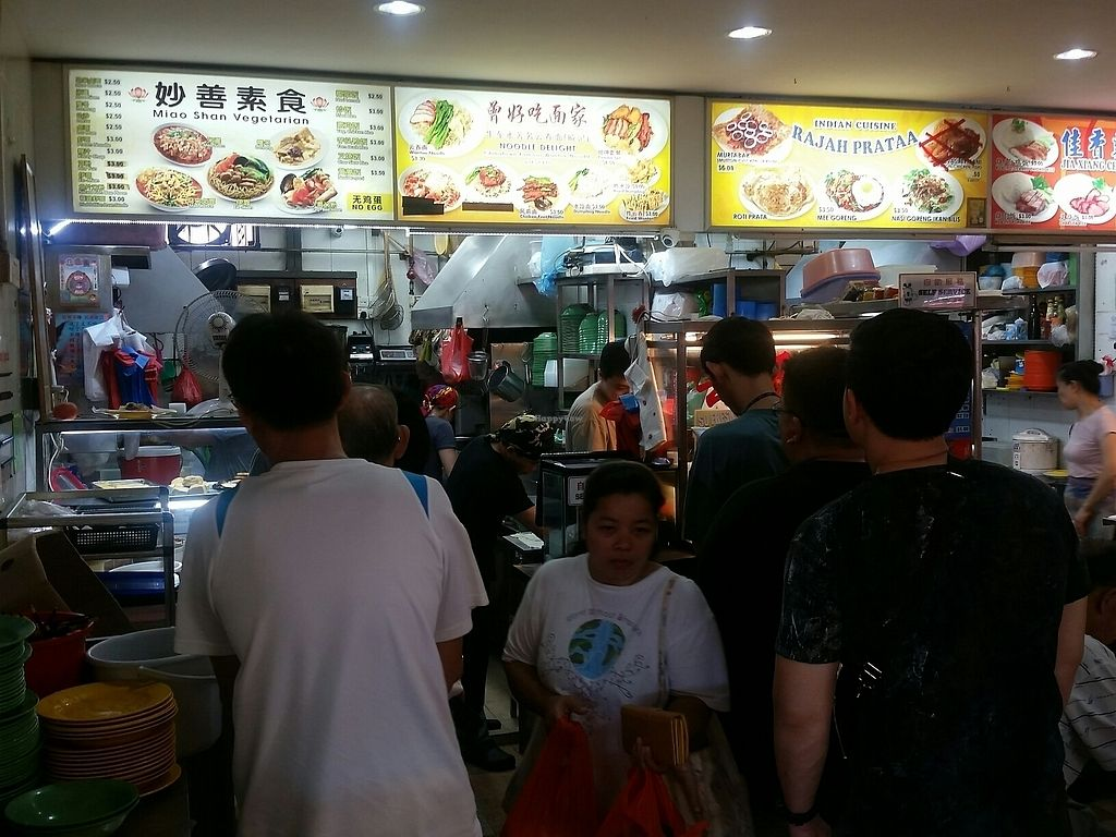 """Photo of Miao Shan Vegetarian  by <a href=""""/members/profile/JimmySeah"""">JimmySeah</a> <br/>stall front <br/> July 23, 2017  - <a href='/contact/abuse/image/65372/283678'>Report</a>"""