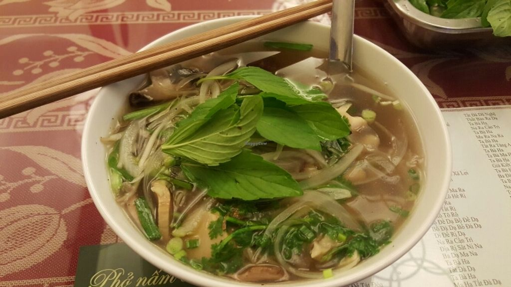 "Photo of CLOSED: Pho Nam Chay  by <a href=""/members/profile/Refinnej"">Refinnej</a> <br/>Pho Năm (Pho w/ mushrooms) <br/> November 4, 2015  - <a href='/contact/abuse/image/65378/123915'>Report</a>"