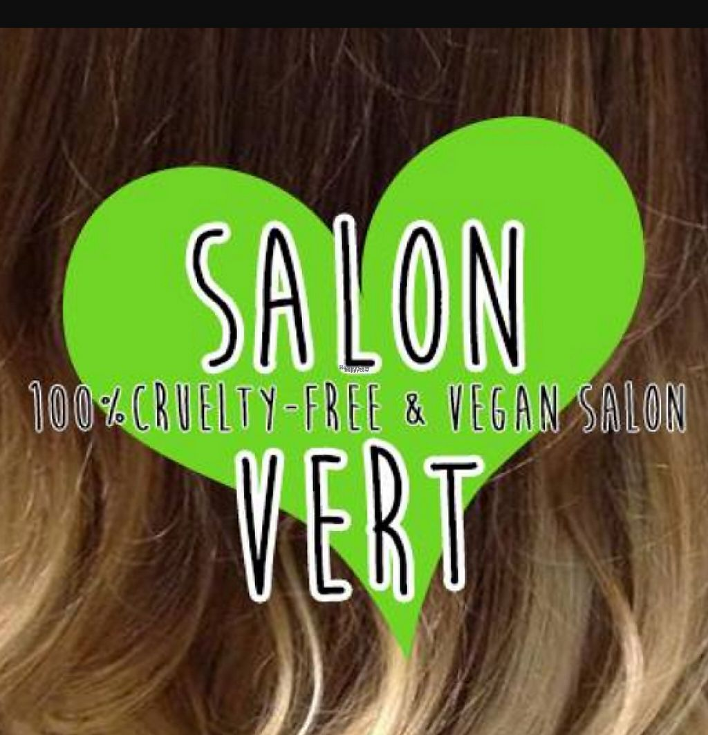 """Photo of Salon Vert  by <a href=""""/members/profile/community"""">community</a> <br/>Vegan Salon Vert <br/> March 28, 2017  - <a href='/contact/abuse/image/65381/241974'>Report</a>"""