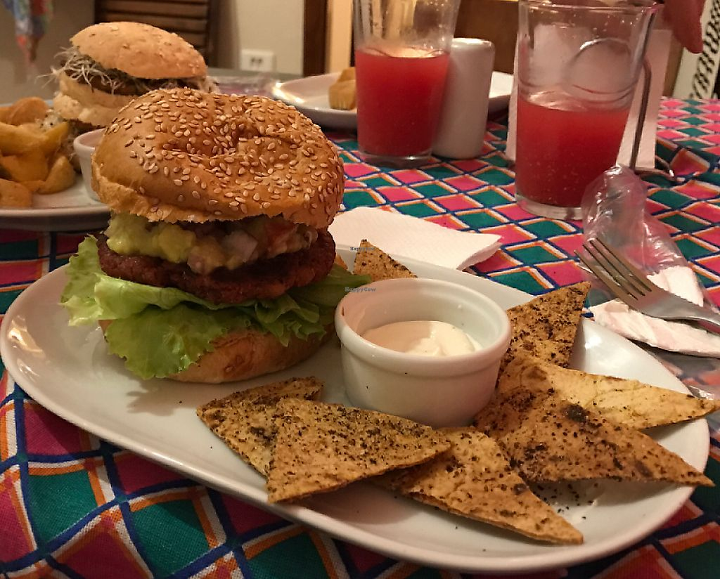 """Photo of Mamba Vegan  by <a href=""""/members/profile/Paolla"""">Paolla</a> <br/>Lupita burger <br/> March 26, 2017  - <a href='/contact/abuse/image/65405/307957'>Report</a>"""