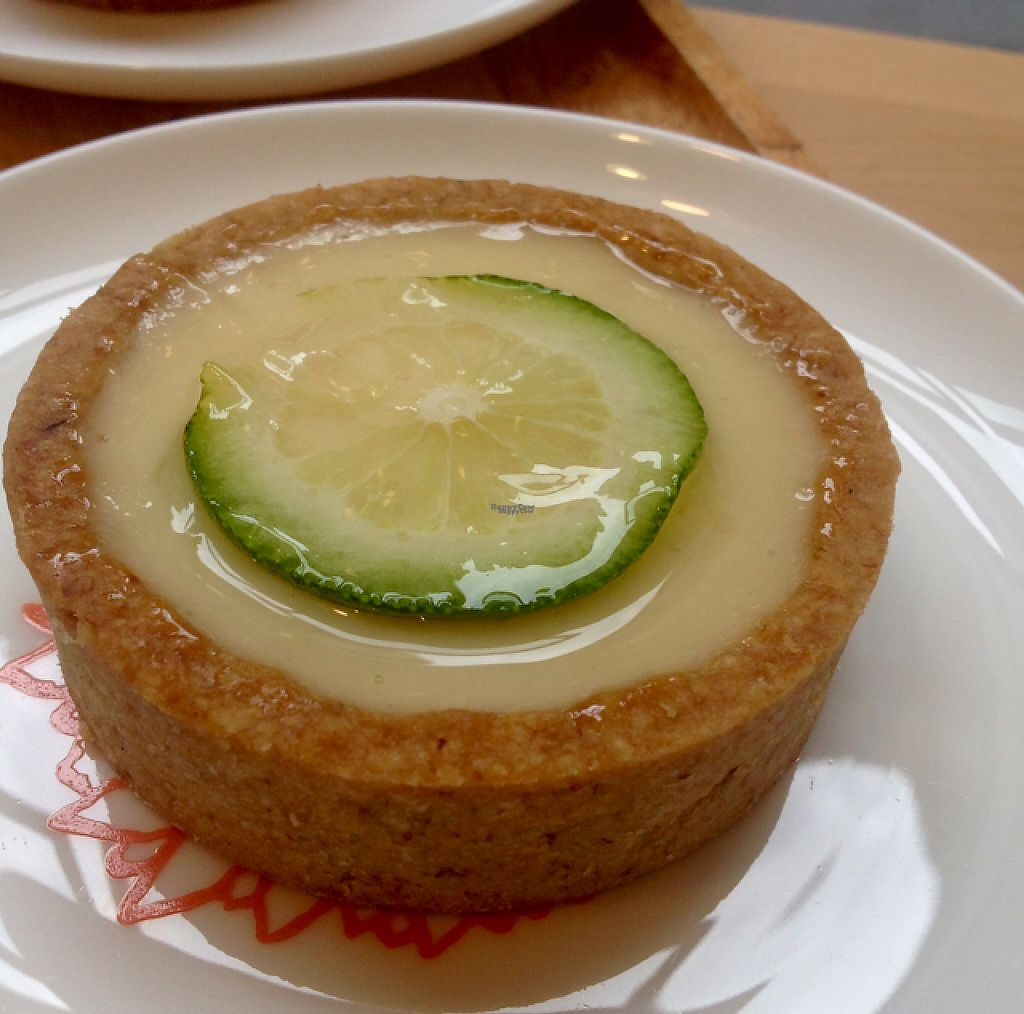 """Photo of Vegan Heaven  by <a href=""""/members/profile/AndyCB"""">AndyCB</a> <br/>A perfectly tart lemon tart! <br/> April 22, 2017  - <a href='/contact/abuse/image/65408/251063'>Report</a>"""