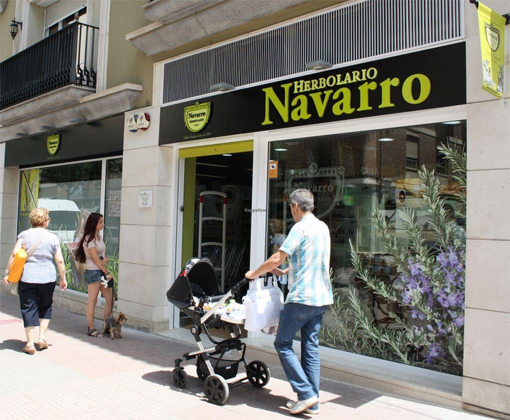 "Photo of Herbolario Navarro  by <a href=""/members/profile/HerbolarioNavarro"">HerbolarioNavarro</a> <br/>Fachada Herbolario Navarro Burjassot <br/> November 9, 2015  - <a href='/contact/abuse/image/65444/124411'>Report</a>"