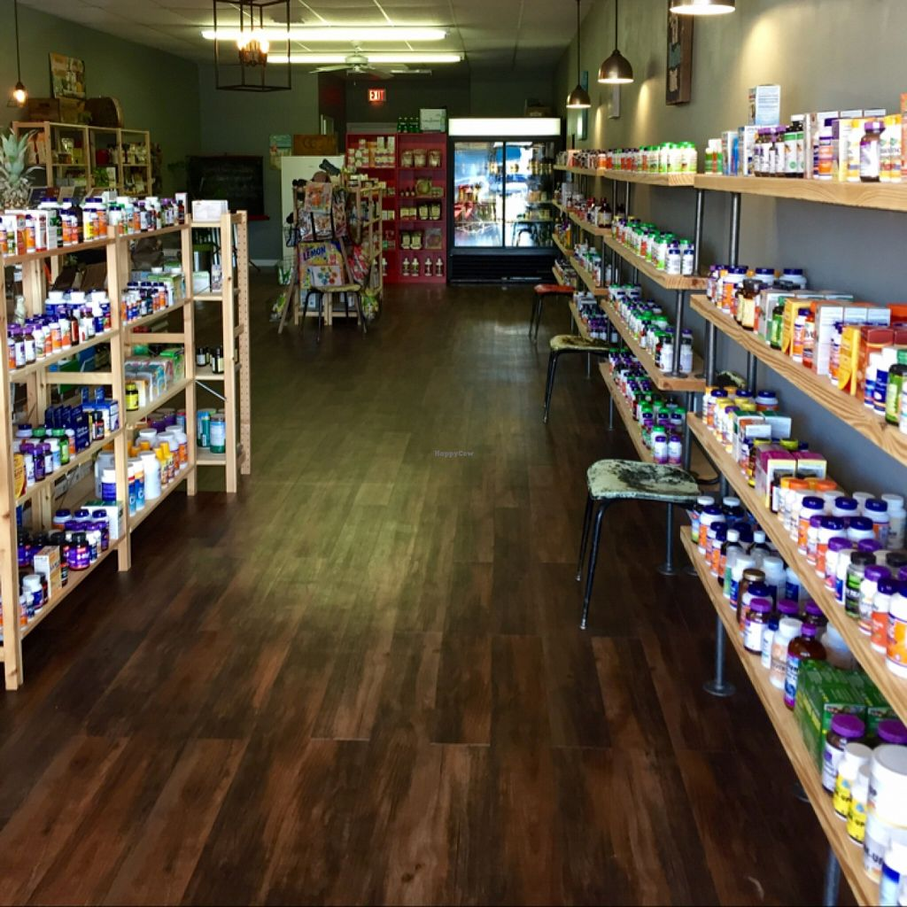 """Photo of Red Bird Vitamin Co.  by <a href=""""/members/profile/clovely.vegan"""">clovely.vegan</a> <br/>entrance.  <br/> November 7, 2015  - <a href='/contact/abuse/image/65456/124184'>Report</a>"""