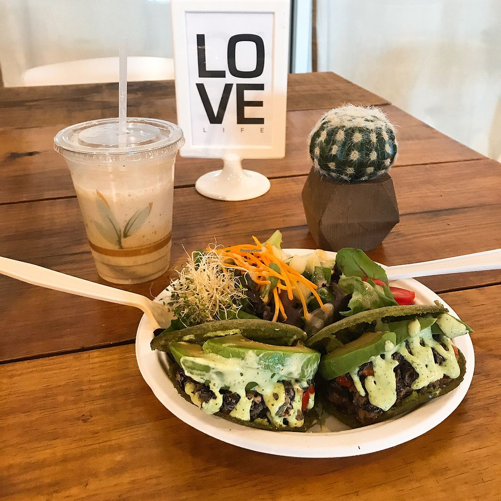 "Photo of Love Life Wellness Center & Cafe  by <a href=""/members/profile/amelia3599"">amelia3599</a> <br/>arepas <br/> September 25, 2017  - <a href='/contact/abuse/image/65465/308049'>Report</a>"