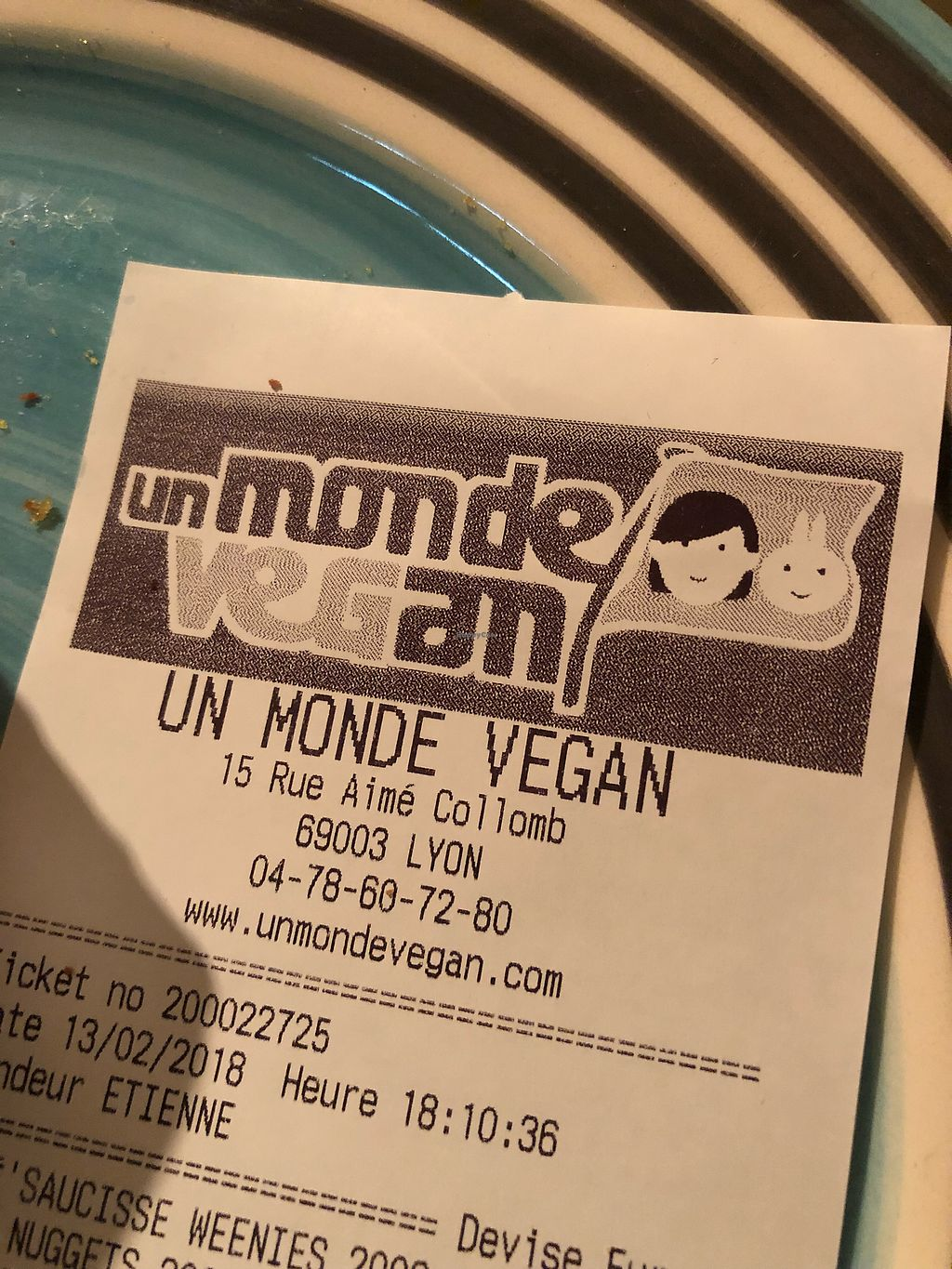 "Photo of Un Monde Vegan  by <a href=""/members/profile/_hael"">_hael</a> <br/>Un Monde Vegan <br/> February 14, 2018  - <a href='/contact/abuse/image/65477/359270'>Report</a>"