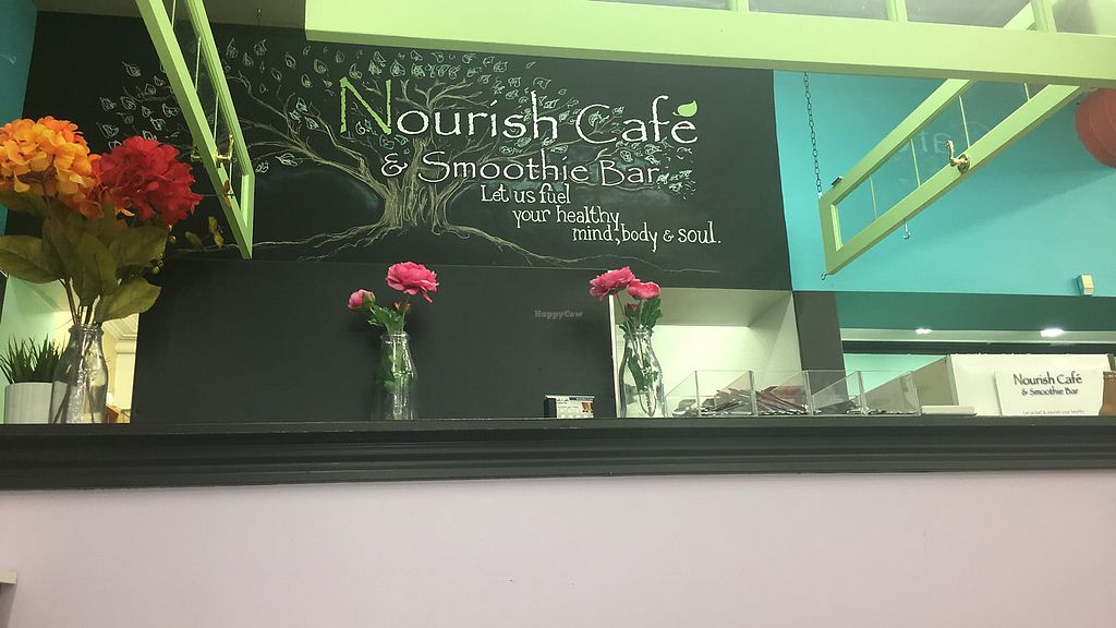 """Photo of The Nourish Cafe  by <a href=""""/members/profile/MAKay"""">MAKay</a> <br/>Ordering Desk <br/> January 20, 2018  - <a href='/contact/abuse/image/65498/349055'>Report</a>"""