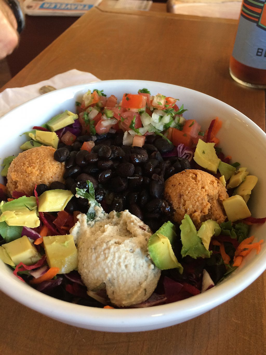 """Photo of Right Path Organic Cafe  by <a href=""""/members/profile/Indyk"""">Indyk</a> <br/>Perspective Bowl <br/> July 22, 2017  - <a href='/contact/abuse/image/65514/283269'>Report</a>"""
