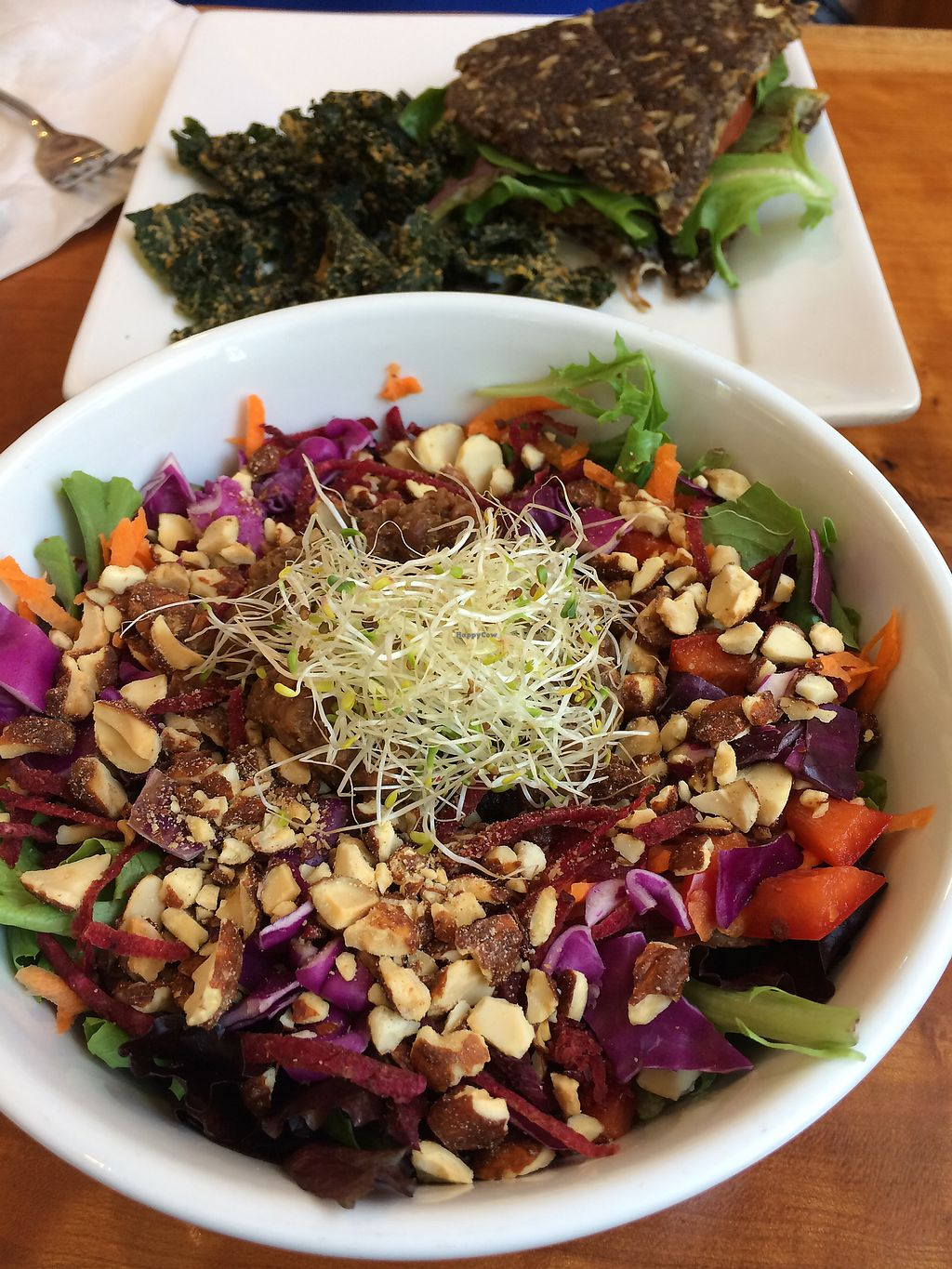 """Photo of Right Path Organic Cafe  by <a href=""""/members/profile/Indyk"""">Indyk</a> <br/>Speech Bowl <br/> July 22, 2017  - <a href='/contact/abuse/image/65514/283271'>Report</a>"""