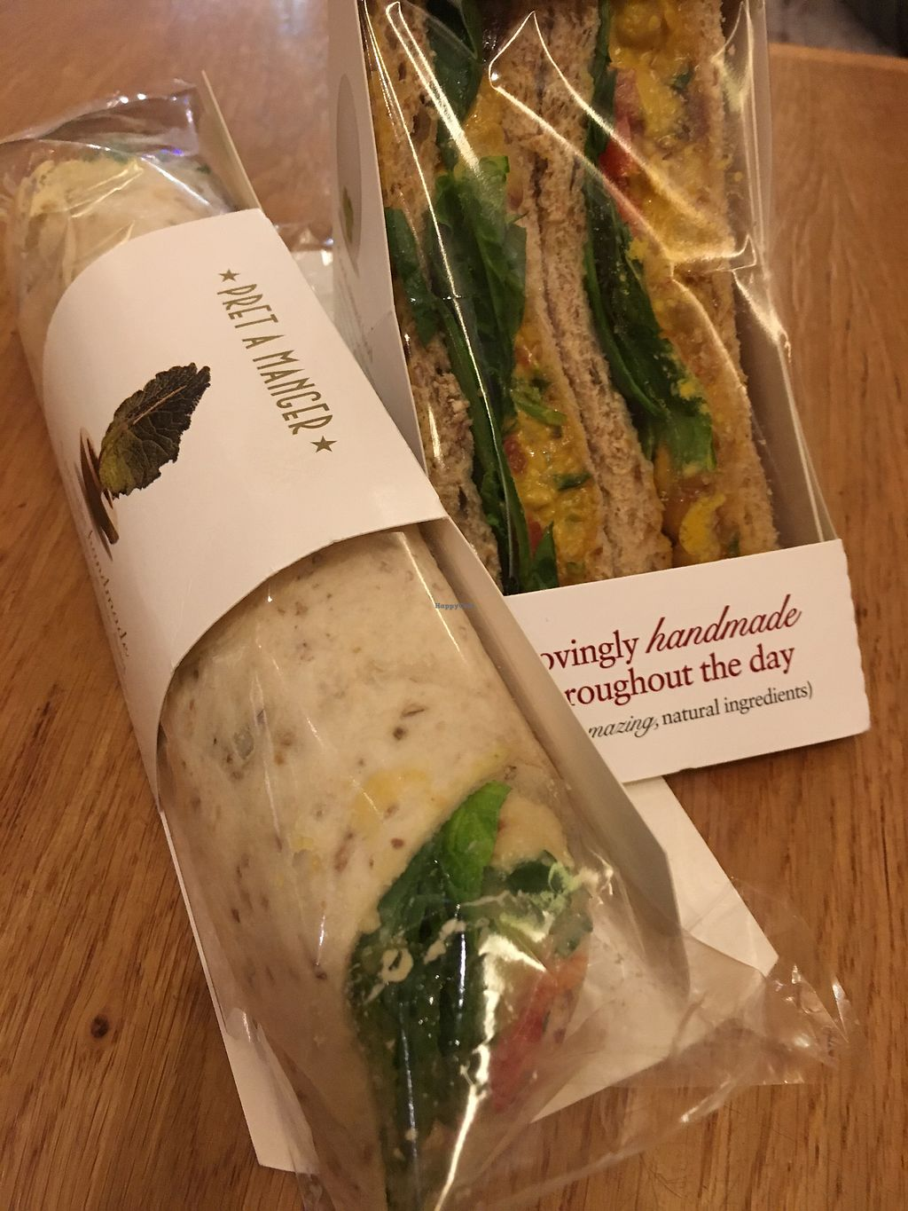 "Photo of Pret A Manger - Heathrow Airport  by <a href=""/members/profile/xavierfretard"">xavierfretard</a> <br/>Wrap and Sandwich  <br/> January 5, 2018  - <a href='/contact/abuse/image/65535/343273'>Report</a>"