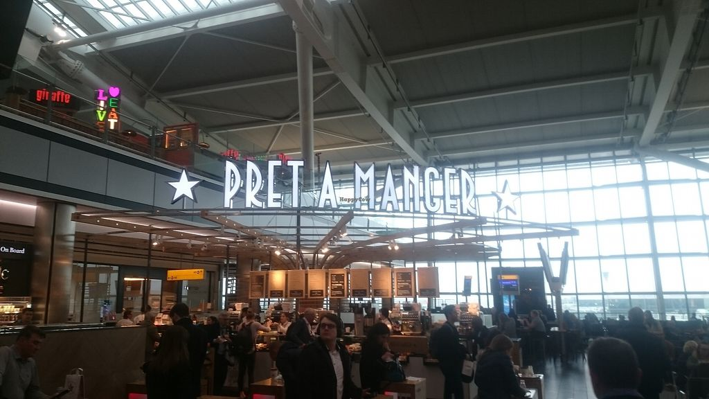 "Photo of Pret A Manger - Heathrow Airport  by <a href=""/members/profile/chb-pbfp"">chb-pbfp</a> <br/>Restaurant <br/> April 17, 2018  - <a href='/contact/abuse/image/65535/387337'>Report</a>"