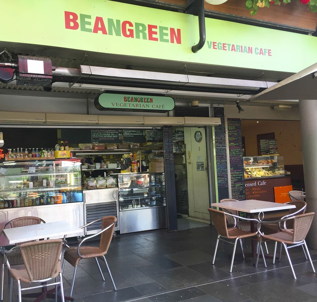 "Photo of CLOSED: Beangreen Vegetarian Cafe  by <a href=""/members/profile/karlaess"">karlaess</a> <br/>Exterior <br/> November 13, 2015  - <a href='/contact/abuse/image/65545/124836'>Report</a>"