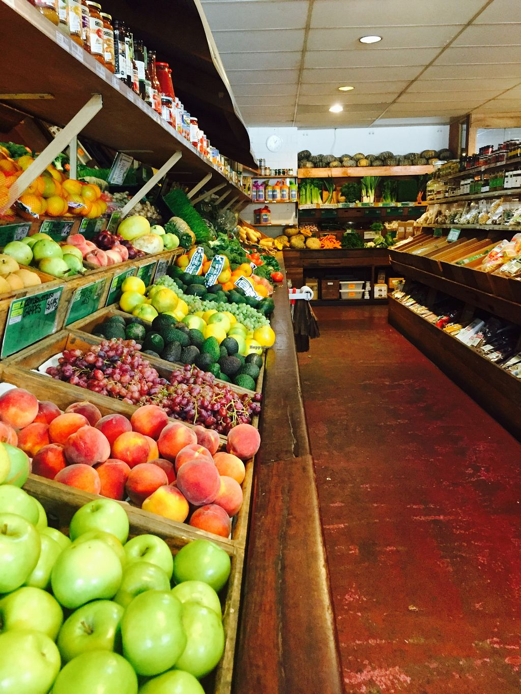 """Photo of Eastfield Natural Foods  by <a href=""""/members/profile/karlaess"""">karlaess</a> <br/>Fresh produce <br/> February 9, 2016  - <a href='/contact/abuse/image/65580/135651'>Report</a>"""