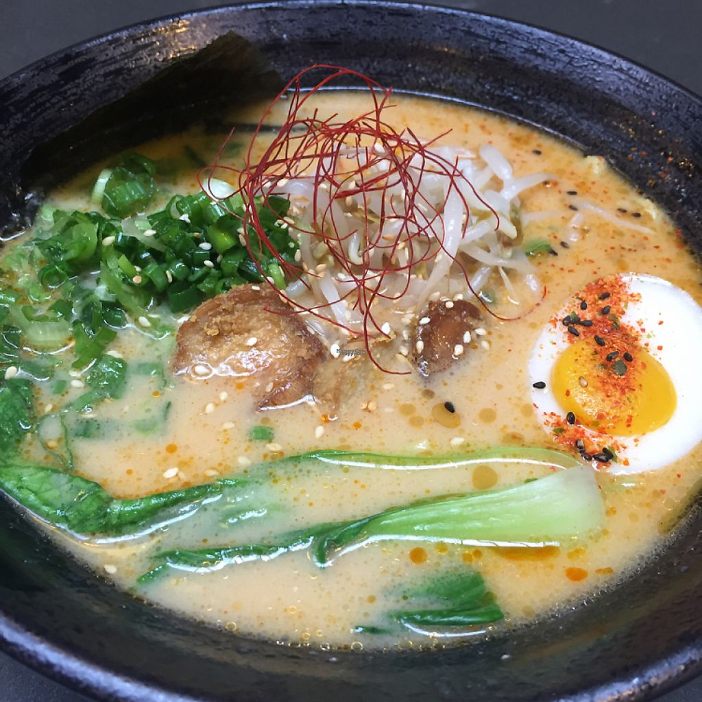 """Photo of Ramen Hood  by <a href=""""/members/profile/LinnDaugherty"""">LinnDaugherty</a> <br/>delicious - spicy ramen <br/> February 10, 2017  - <a href='/contact/abuse/image/65585/224835'>Report</a>"""