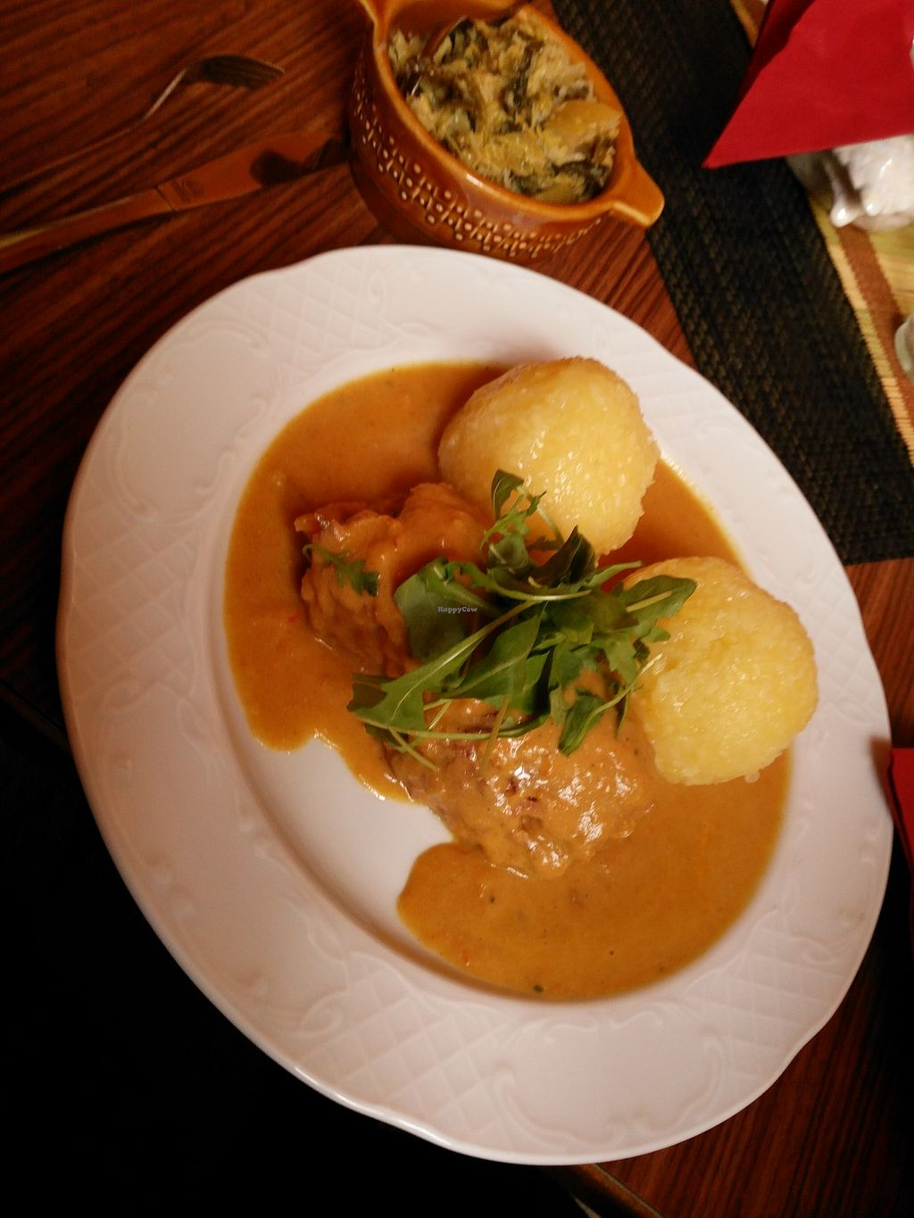 """Photo of CLOSED: Schwanenbraukeller  by <a href=""""/members/profile/spltunes"""">spltunes</a> <br/>vegan roll <br/> January 24, 2016  - <a href='/contact/abuse/image/65609/133485'>Report</a>"""