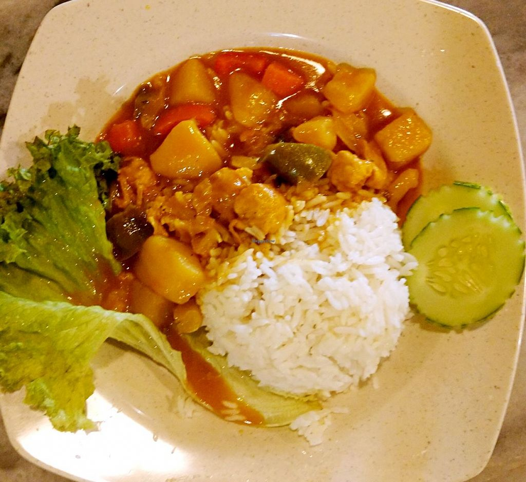 """Photo of Yi Ming Xuan Vegetarian   by <a href=""""/members/profile/community"""">community</a> <br/>Japanese curry rice <br/> May 6, 2016  - <a href='/contact/abuse/image/65636/147694'>Report</a>"""