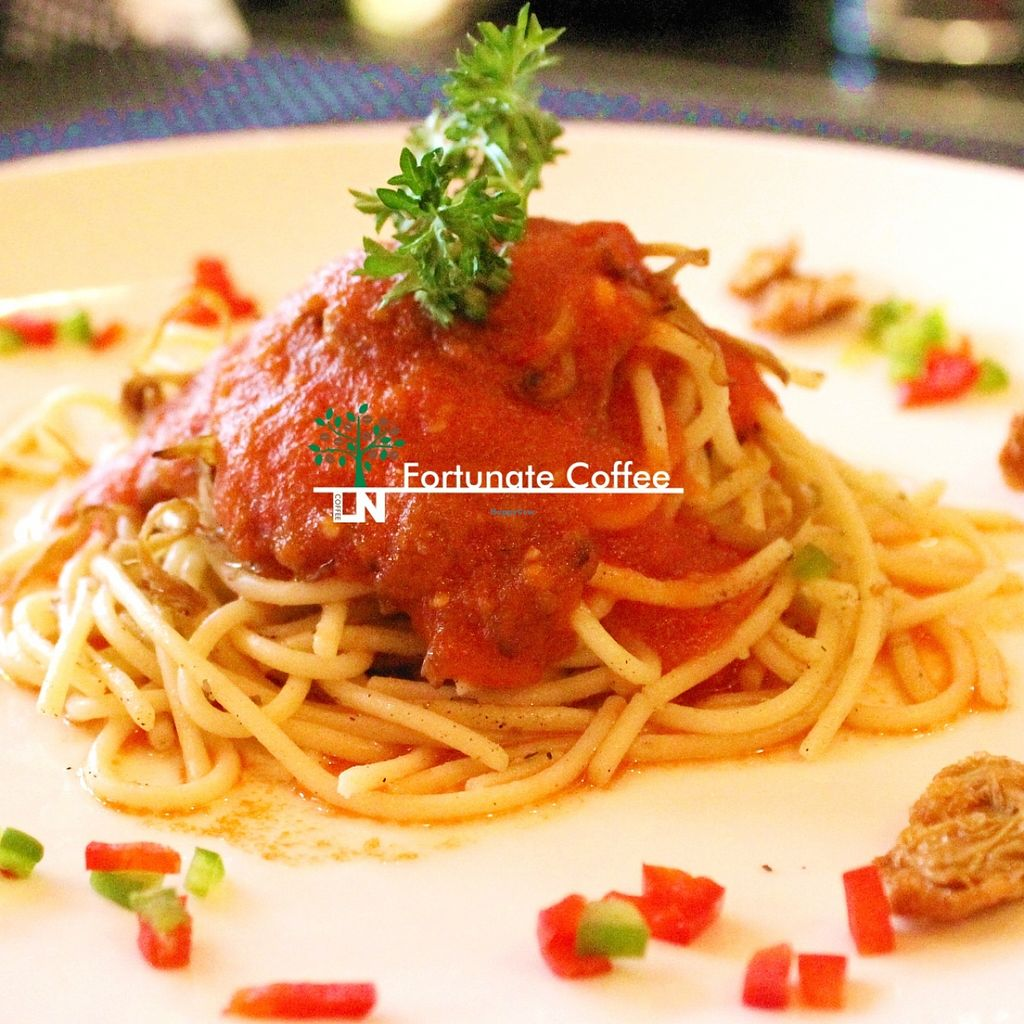 "Photo of LN Fortunate Coffee - Bandung City  by <a href=""/members/profile/Fortunate%20Coffee%20Bdg"">Fortunate Coffee Bdg</a> <br/>try our spagetti <br/> November 25, 2015  - <a href='/contact/abuse/image/65637/126159'>Report</a>"