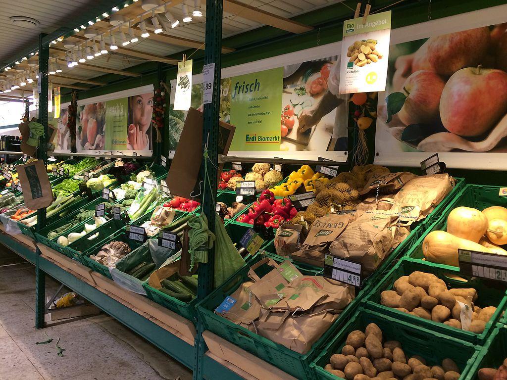 "Photo of Erdi Biomarkt  by <a href=""/members/profile/Carissima"">Carissima</a> <br/>Fresh organic produce  <br/> November 3, 2017  - <a href='/contact/abuse/image/65663/321528'>Report</a>"