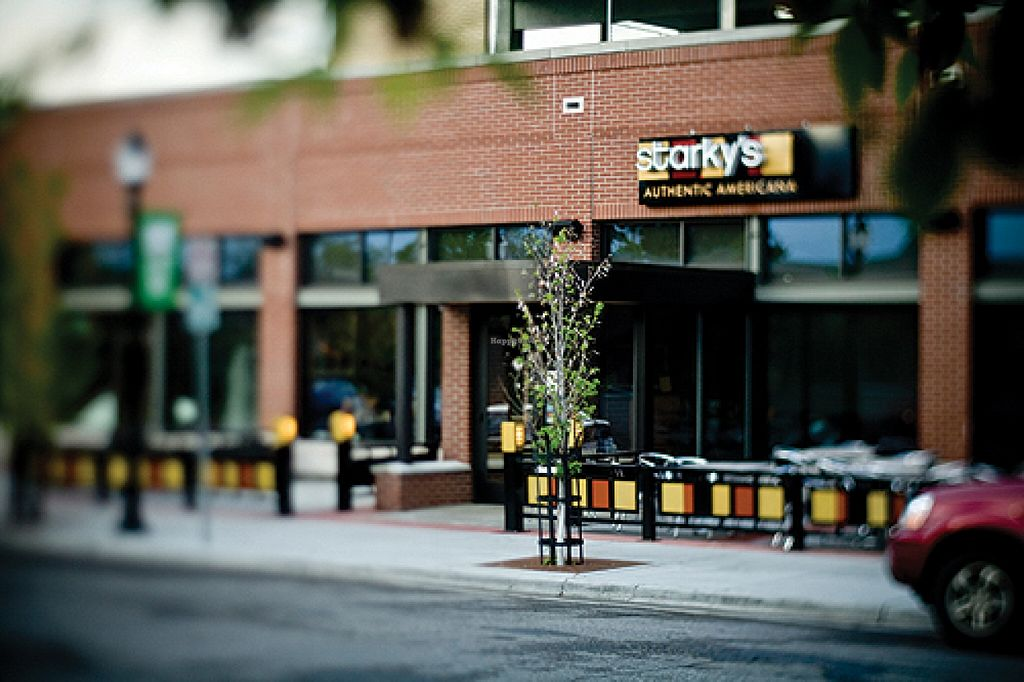"""Photo of Starky's Authentic Americana  by <a href=""""/members/profile/Bonnie%20Goodman"""">Bonnie Goodman</a> <br/>Gorgeous outdoor seating in Bozeman <br/> November 10, 2015  - <a href='/contact/abuse/image/65676/124555'>Report</a>"""