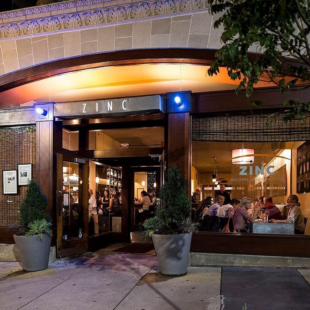 """Photo of Zinc Modern American Food  by <a href=""""/members/profile/community"""">community</a> <br/>Zinc New Haven <br/> February 7, 2017  - <a href='/contact/abuse/image/65688/223882'>Report</a>"""