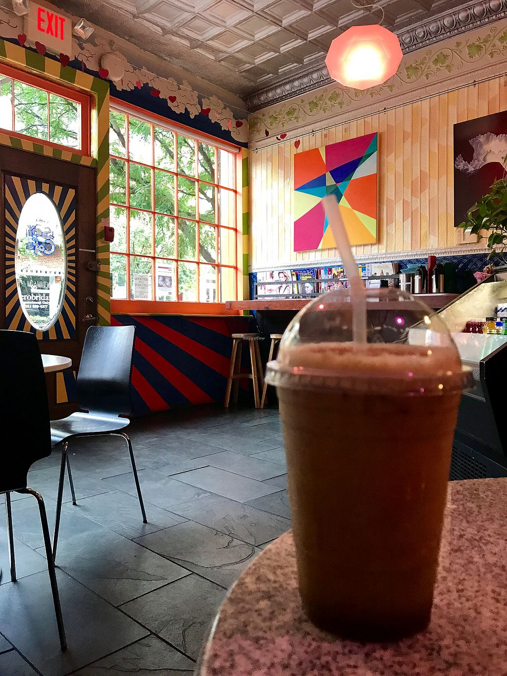 "Photo of Soy Cafe  by <a href=""/members/profile/alysescotti"">alysescotti</a> <br/>☕️ <br/> August 19, 2017  - <a href='/contact/abuse/image/6569/294327'>Report</a>"