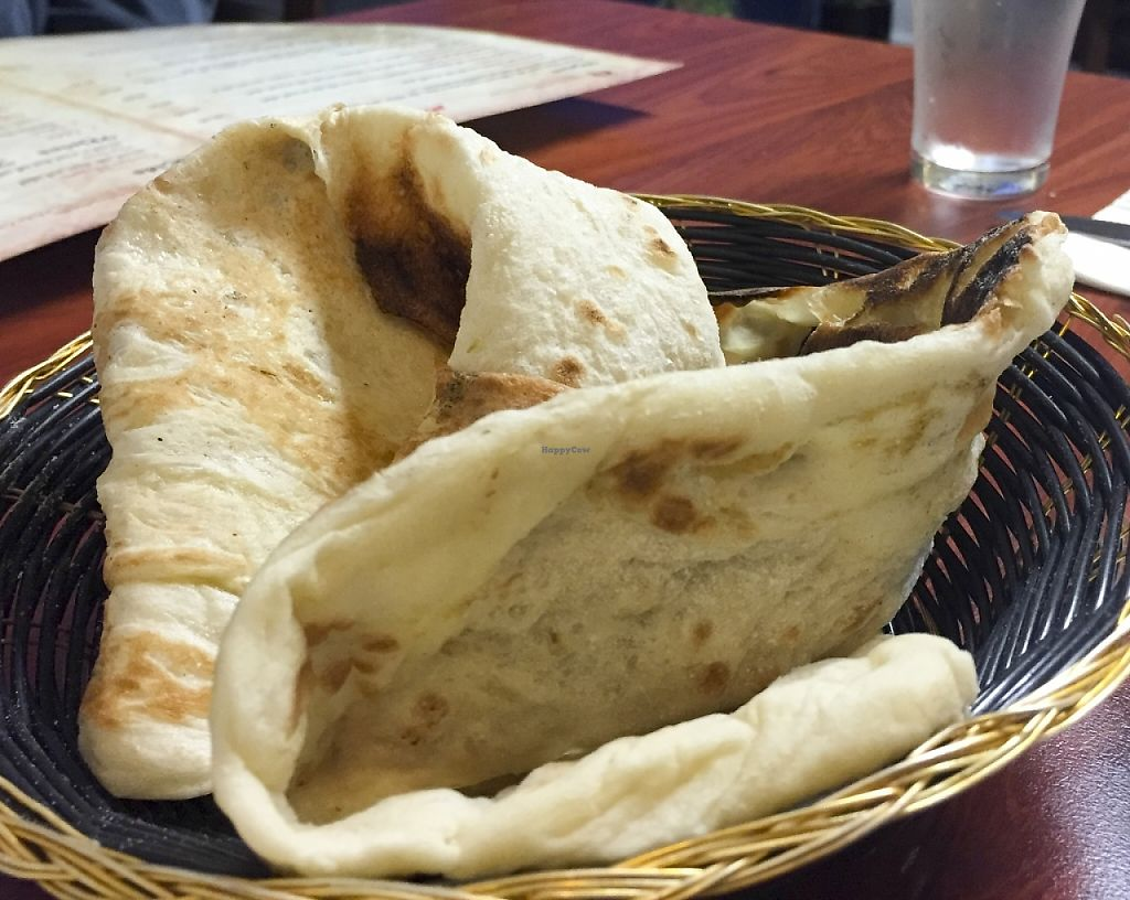 "Photo of Hilulim Kosher Restaurant  by <a href=""/members/profile/karlaess"">karlaess</a> <br/>Fresh pita <br/> November 13, 2015  - <a href='/contact/abuse/image/65700/256110'>Report</a>"
