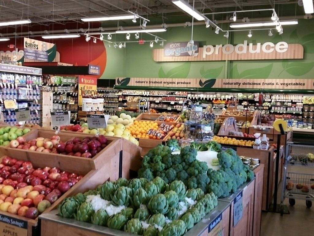 """Photo of Tunie's Natural Grocery and Vitamin Market  by <a href=""""/members/profile/eric"""">eric</a> <br/>produce <br/> December 3, 2016  - <a href='/contact/abuse/image/65714/196934'>Report</a>"""
