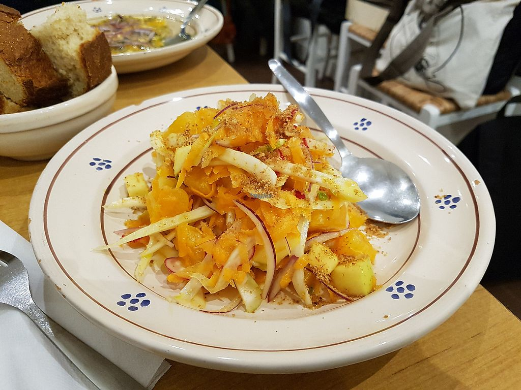 "Photo of Apulia  by <a href=""/members/profile/JonJon"">JonJon</a> <br/>Salad with orange and apples <br/> February 5, 2017  - <a href='/contact/abuse/image/65736/222867'>Report</a>"