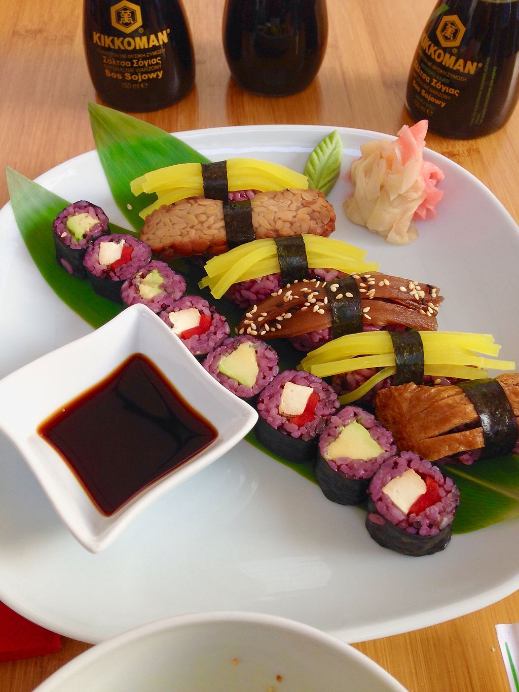 """Photo of Edamame Vegan Sushi  by <a href=""""/members/profile/nesanesanen"""">nesanesanen</a> <br/>it was delicious <br/> August 18, 2017  - <a href='/contact/abuse/image/65741/293981'>Report</a>"""