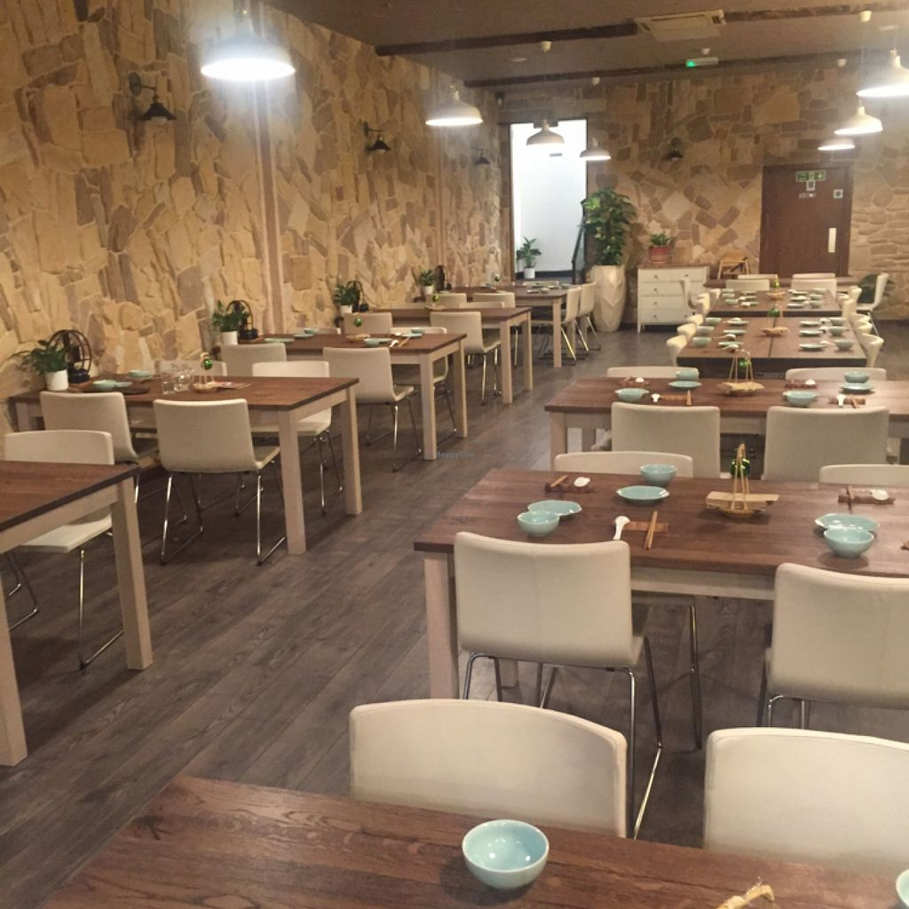 """Photo of CLOSED: WGT Vegetarian Fine Dining  by <a href=""""/members/profile/Kfds15"""">Kfds15</a> <br/>restaurant  <br/> December 5, 2015  - <a href='/contact/abuse/image/65752/127285'>Report</a>"""
