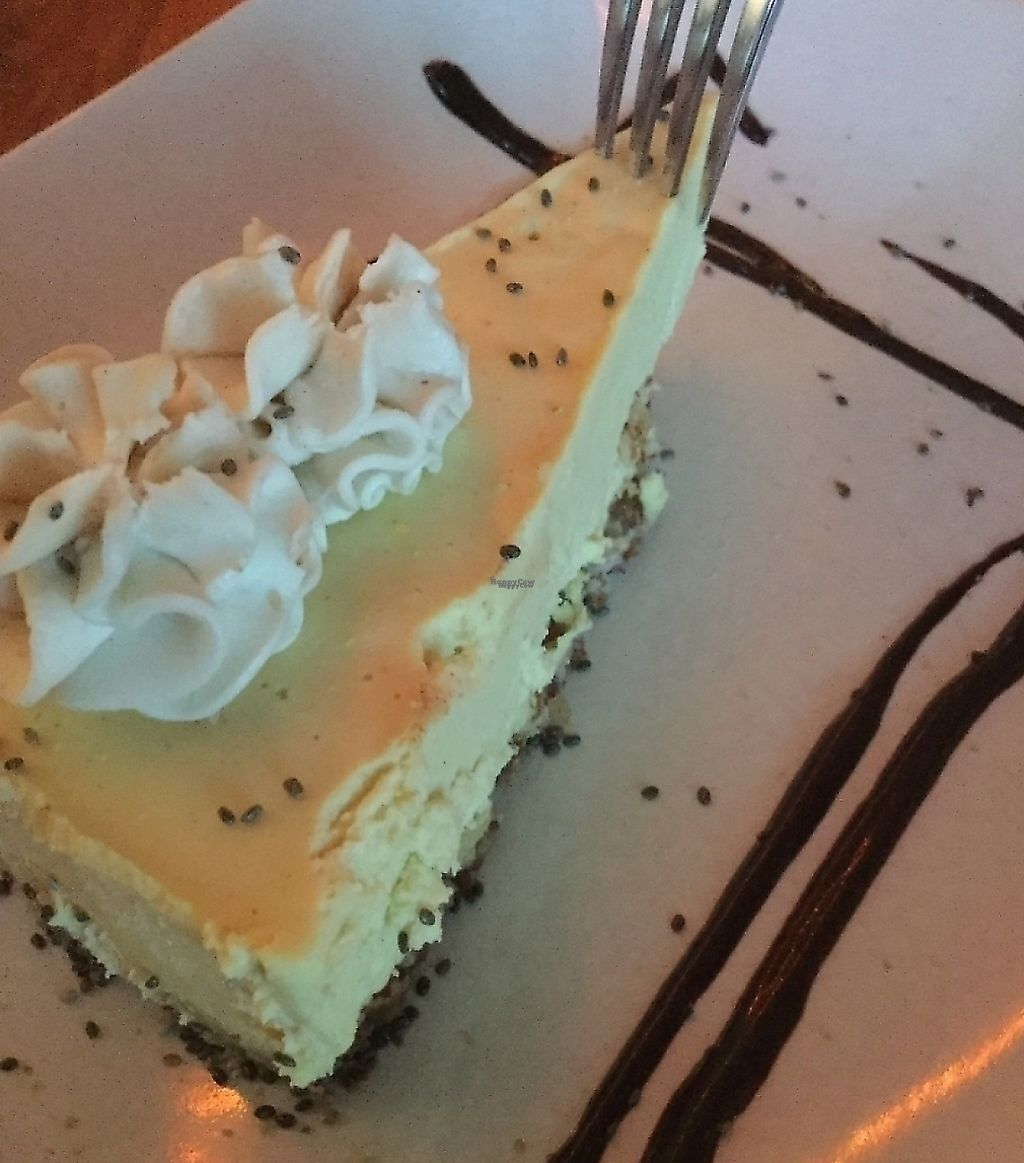 """Photo of Epif  by <a href=""""/members/profile/Arthousebill"""">Arthousebill</a> <br/>Passionfruit cheesecake <br/> January 30, 2017  - <a href='/contact/abuse/image/65763/221188'>Report</a>"""