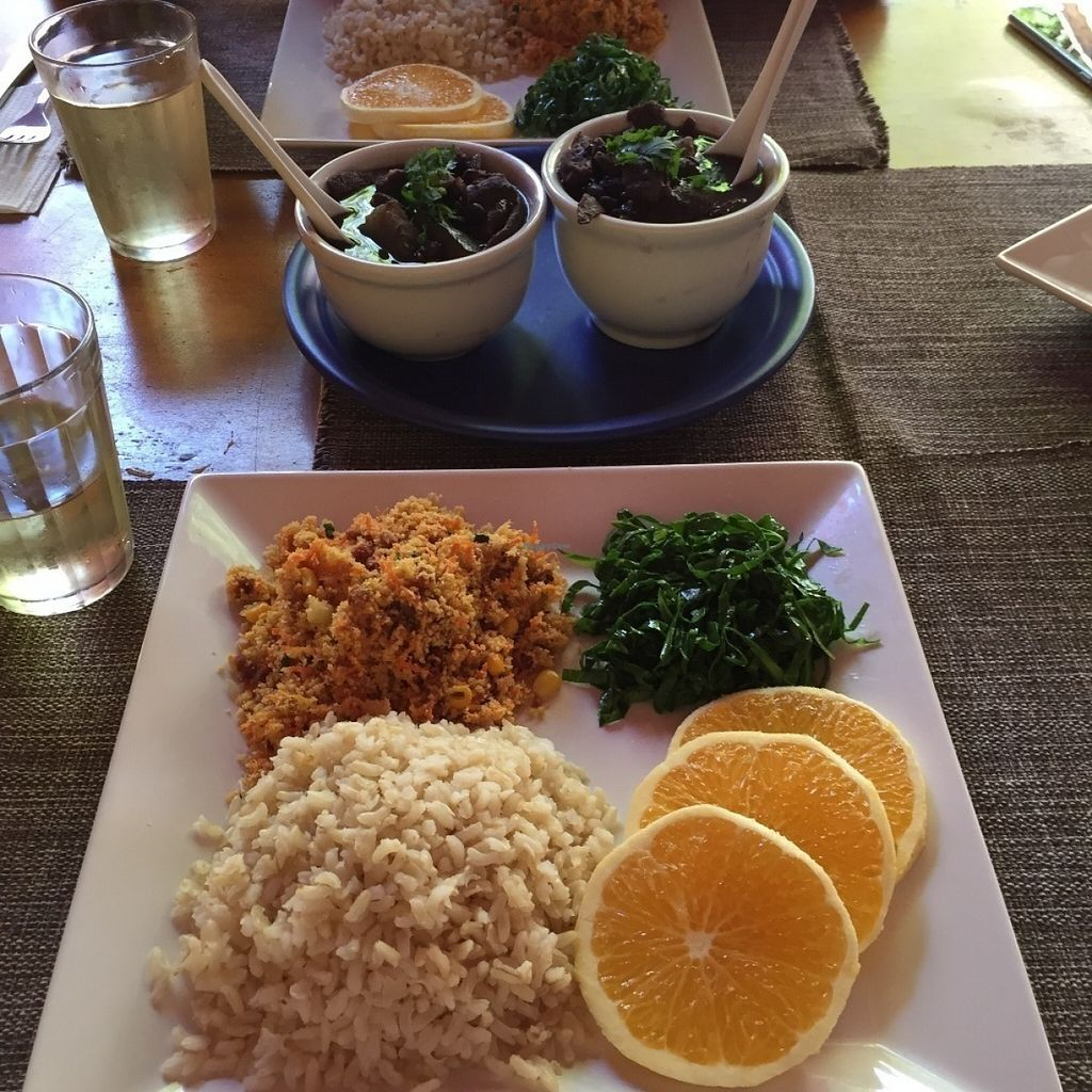 """Photo of Padma Padam Hostel and Cozinha Vegetariana  by <a href=""""/members/profile/Paolla"""">Paolla</a> <br/>Vegan feijoada <br/> July 31, 2016  - <a href='/contact/abuse/image/65779/163947'>Report</a>"""