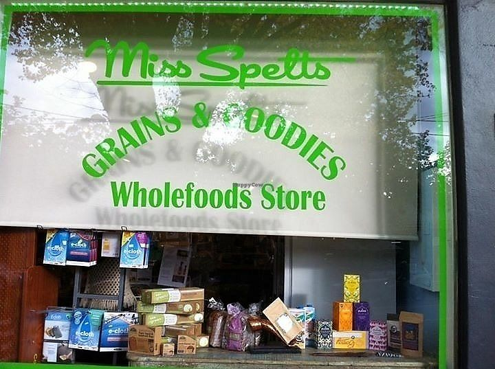"""Photo of Miss Spelt's Grain & Goodies  by <a href=""""/members/profile/MissSpelts"""">MissSpelts</a> <br/>232 Maroondah Highway Healesville a little store with a big heart <br/> June 22, 2017  - <a href='/contact/abuse/image/65780/271985'>Report</a>"""