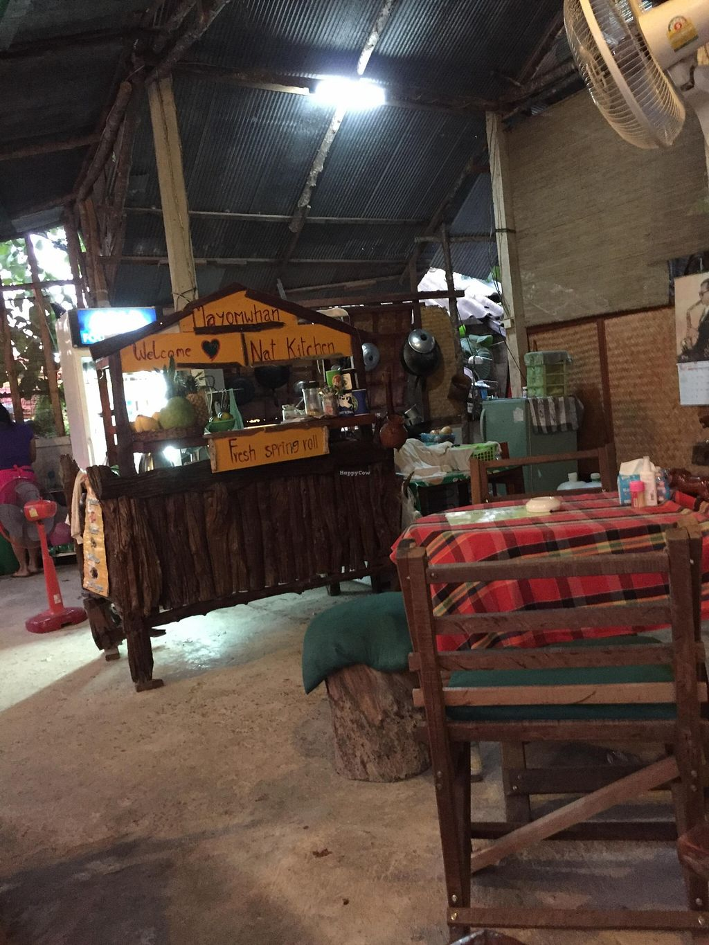 """Photo of CLOSED: Mayomwhan Nat's Kitchen  by <a href=""""/members/profile/Rocker"""">Rocker</a> <br/>Where Nat does the great cooking! <br/> November 16, 2015  - <a href='/contact/abuse/image/65791/125212'>Report</a>"""