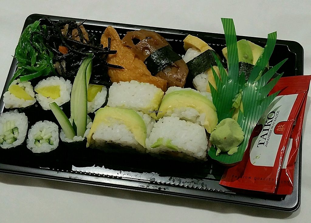 """Photo of ii Japanese Deli  by <a href=""""/members/profile/Smin"""">Smin</a> <br/>take out dinner box <br/> September 19, 2017  - <a href='/contact/abuse/image/65803/306126'>Report</a>"""