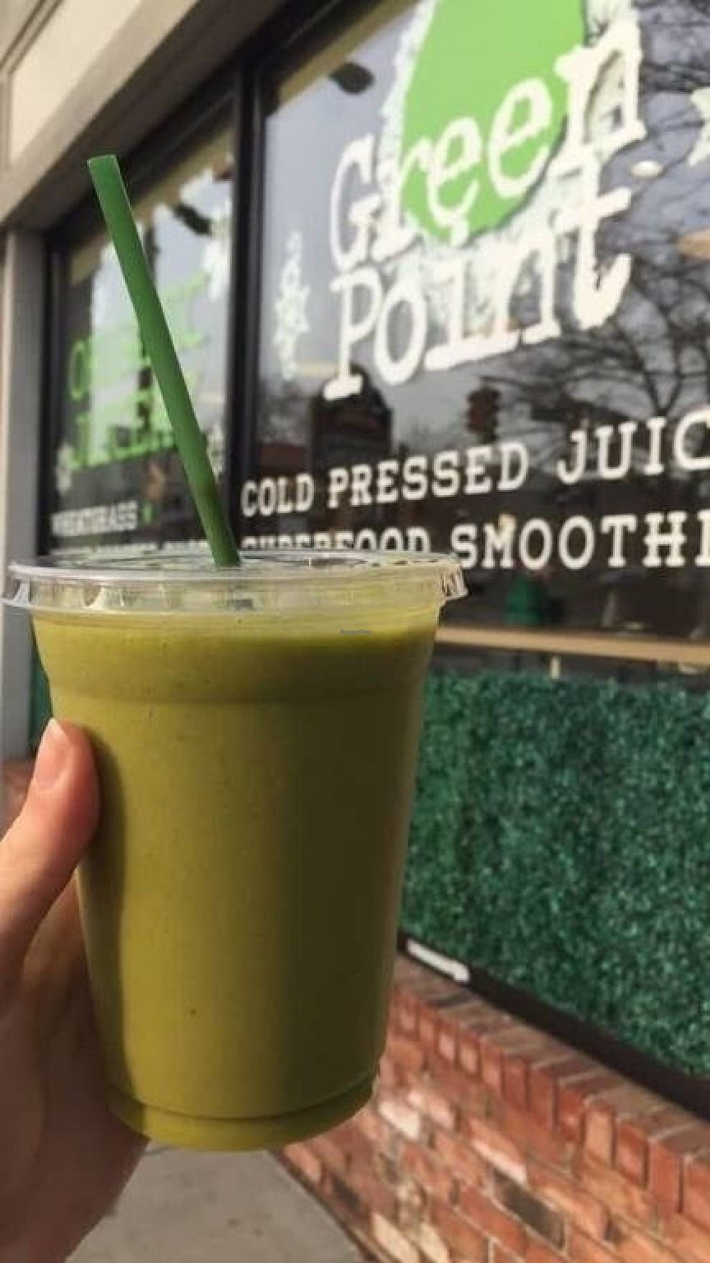 "Photo of Green Point Juicery  by <a href=""/members/profile/EugeneGreen"">EugeneGreen</a> <br/>Organic smoothies and cold pressed juices  <br/> May 5, 2017  - <a href='/contact/abuse/image/65809/255738'>Report</a>"