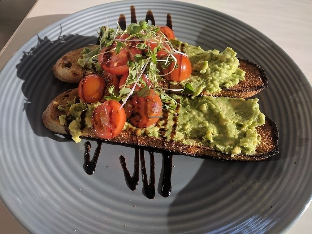 "Photo of In Season Wholefood Cafe  by <a href=""/members/profile/VeganSoapDude"">VeganSoapDude</a> <br/>Avocado smash  <br/> June 21, 2017  - <a href='/contact/abuse/image/65851/271959'>Report</a>"